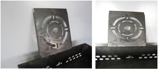 Подставка для чайника на мангал